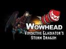 Vindictive Gladiator's Storm Dragon