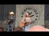 Tamborine Man (Dylan) Gillian Welch and David Rawlings, '65 Revisited, Newport Folk Festival 2015