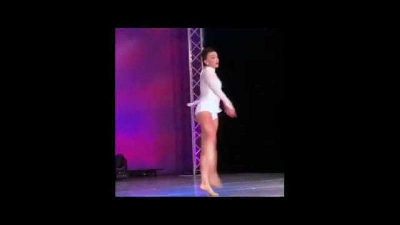 Kendall Vertes National Preteen Miss Dance for Sheer Talent Perforamnce Clip