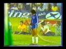 Brasil 2 x 2 Paraguai Copa América 1979