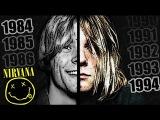 KURT COBAIN Amazing Video-Chronology (3D Transformation)