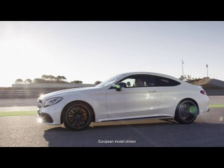 2017 Mercedes-Benz C-Class Coupe Walk Around Review & Demo
