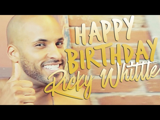 We own the night | happy birthday ricky whittle