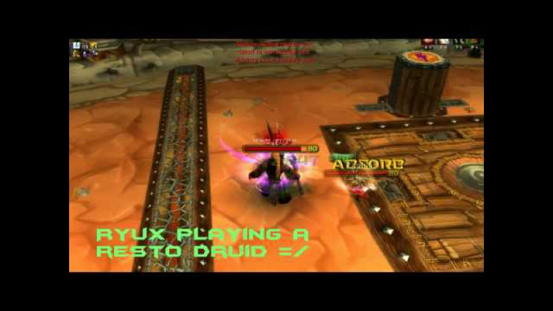 Klinda 7 Shadowmourne Warrior PvP Part 1