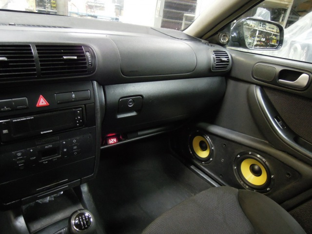 Audi SQ(L) Sound install, system overview and demo