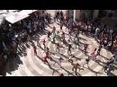 Flash mob - hora jerusalem פלאש מוב הורה ירושלים