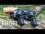 Обзор револьверов Profi, стрельба через