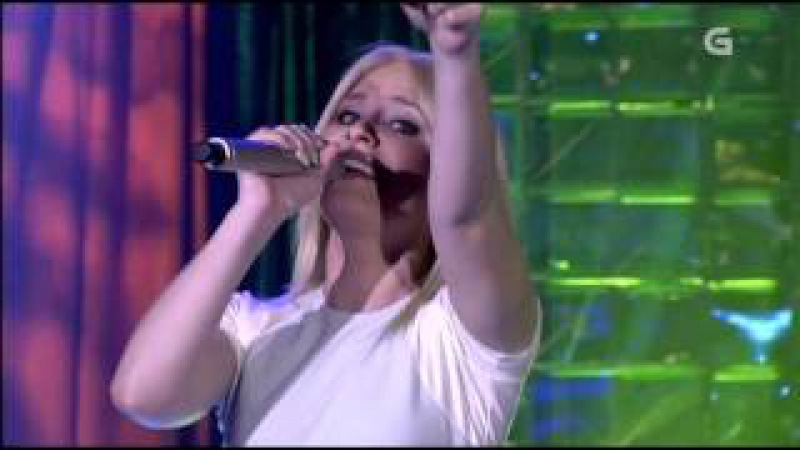Soraya Arnelas Send Me An Angel Directo en Bamboleo 11 05 2013