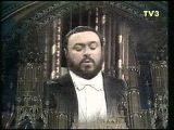 Luciano Pavarotti - Montreal - 1978 - Panis Angelicus (C