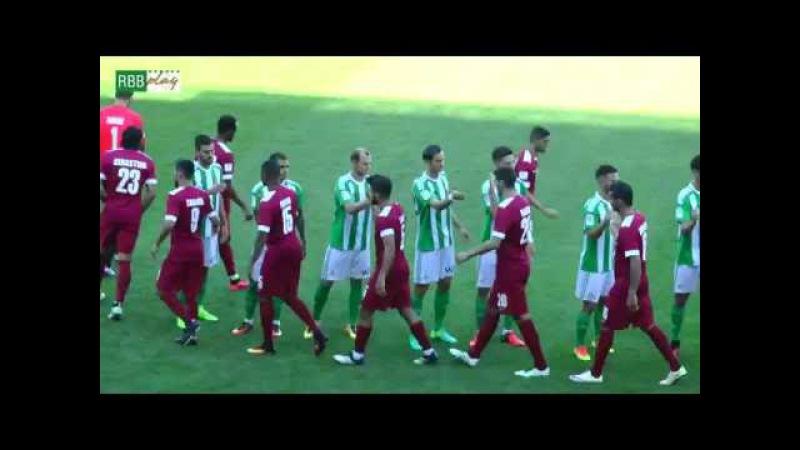 Resumen del partido amistoso Catar Real Betis 0 1