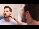 Easiest way to create your beard style with the Philips Norelco QT4000 trimmer
