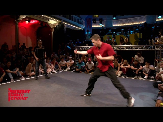 Neguin vs Squarez JUDGE BATTLE Breaking Forever - Summer Dance Forever 2016