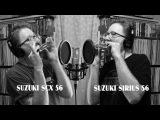 Bluesbop Compares Suzuki SCX & Sirius Chromatic Harmonicas