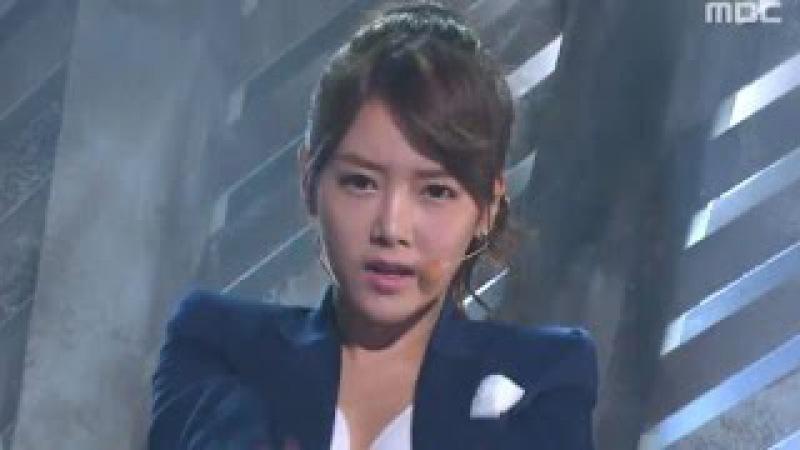 T-ARA - CRY CRY 티아라 - 크라이 크라이 Music Core 20111203