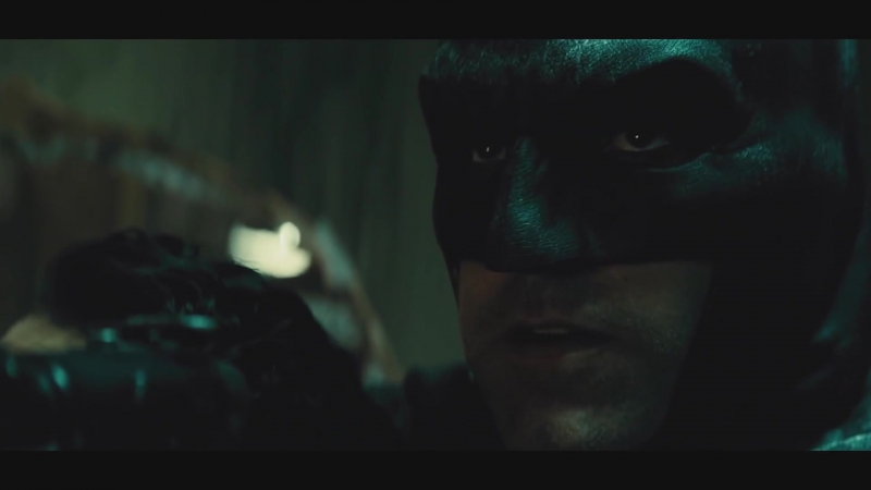 Batman V Superman Batman Saves Martha - WareHouse Scene 1080p