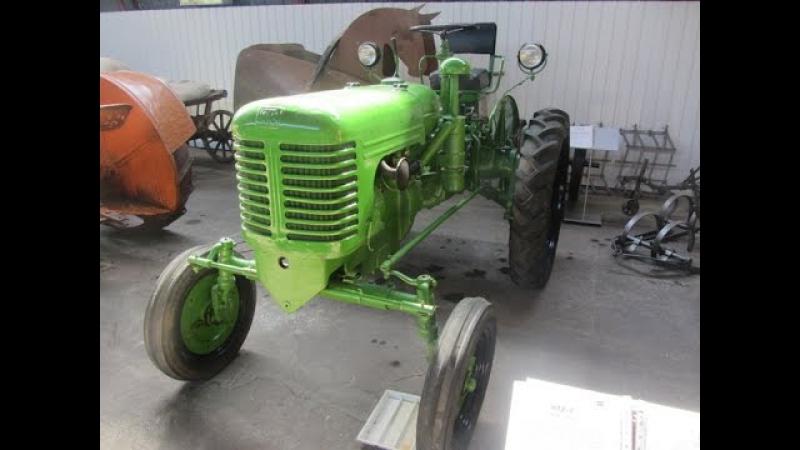 Слайд шоу про Трактор ХТЗ-7/Slide show about Tractor HTZ-7