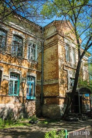 Ирбит, ул. Орджоникидзе, 18. 22 мая 2016 г.
