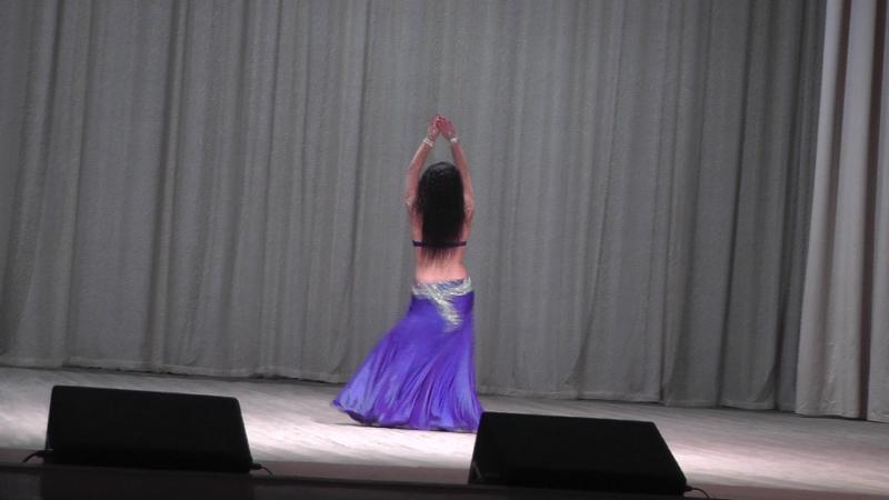 Мальцева Оксана Табла Лига профессионалов восточного танца Воронеж 2016