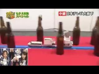 Японский бутылочный поезд