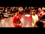 Sany-G Vs Emjay - Popping Final - Shadow In The Circle 2015