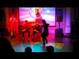 Академия Москва ноябрь 2016 Танцевальный баттл Лев Громзин и Милана Волкова