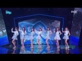 Lovelyz - Destiny @ Music Core 160604