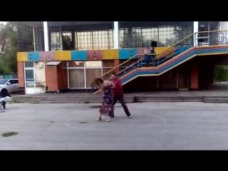 бразильский зук Дмитрий и Юлия Тольятти 2