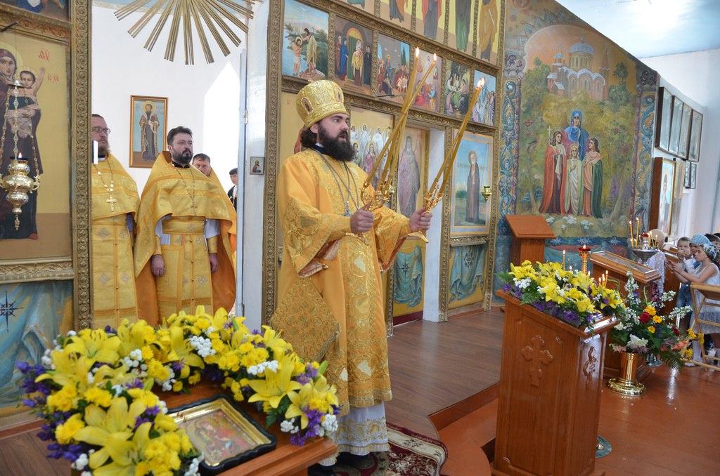 В Зеленчукском районе молились о мире на Украине и Ближнем Востоке