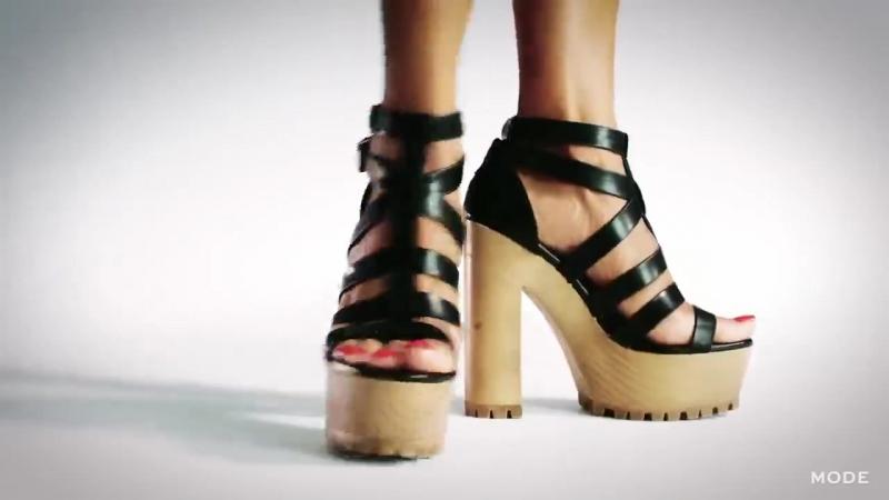 Еволюція туфель на підборах за останні 100 років
