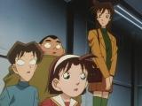 El Detectiu Conan - 119 - El cas de lassassinat den Yaiba lemmascarat