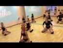 TWERK strip в студии танца BIONIKA Пермь 2 подгруппа