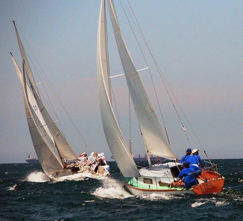 Орловские яхтсмены успешно выступили в курском Курчатове