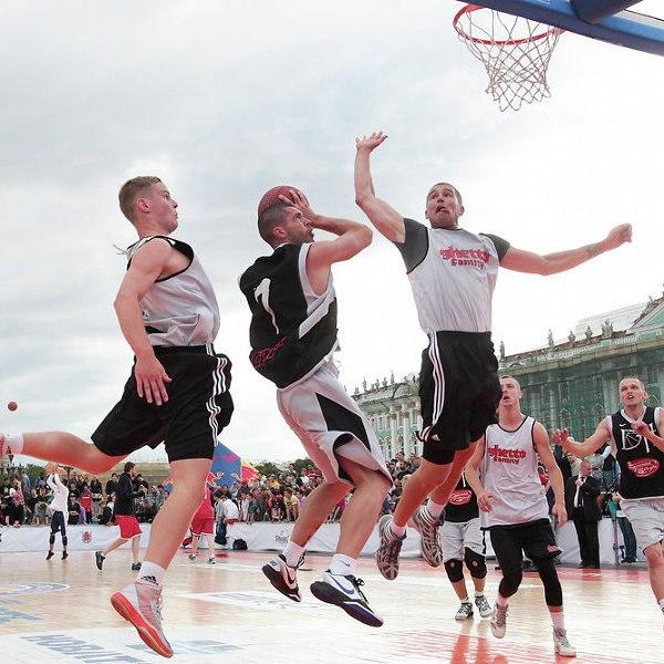 В честь дня России в Орле пройдет турнир по стритболу