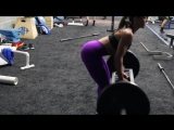 Giuliana Ava _ Shoulders , Back, Abs, and Triceps
