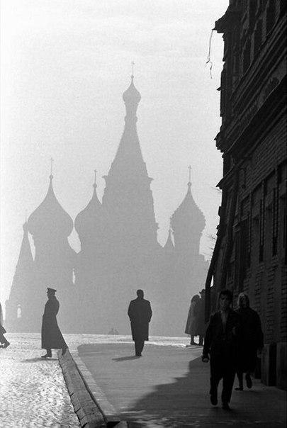 Москва. 1961 г.
