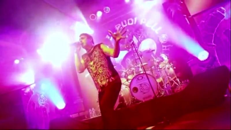 Axel Rudi Pell -Mistica- Live on Fire - 2012