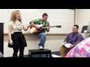 Professor starts singing Love Yourself by Justin Bieber - what happens next is AMAZING!