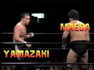 UWF 1988 | Kazuo Yamazaki vs. Akira Maeda