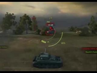 Командир АМХ 13 90 хвастается после боя в казарме