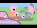 Peppa Pig Les Flaques de Boue épisode complet