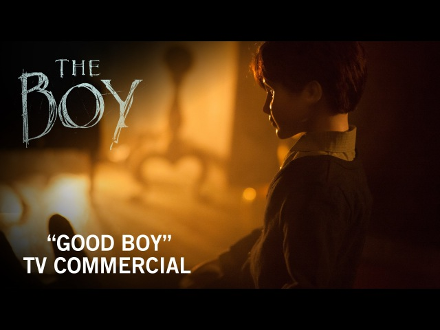 Кукла / The Boy 2016 Teaser Trailer