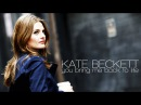 Kate beckett ( castle) | you bring me back to life