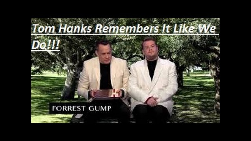 The Mandela Effect (Tom Hanks Remembers Life Is Like A Box A Of Chocolates)