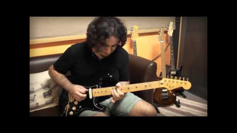 Fokin Pickups Woodstock strat set review (with backing)