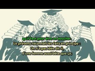 Les Tribunaux comiques (audio et texte français) MOINAUX, Jules –