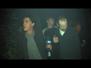 A Fright At Halloween Horror Nights With 'American Horror Story' Stars