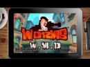 ИГРЫ НА WINDOWS ПЛАНШЕТЕ / Worms W.M.D / on tablet pc game playing test