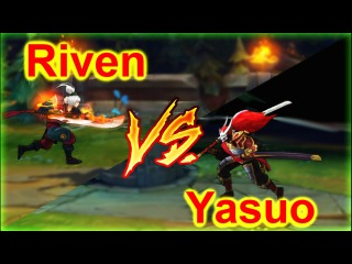 Yasuo vs Riven - Who Is Best Pro Outplays Compilation | League of Legends