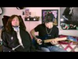 Jason Becker interview with his Original Carvin Guitars and Demo