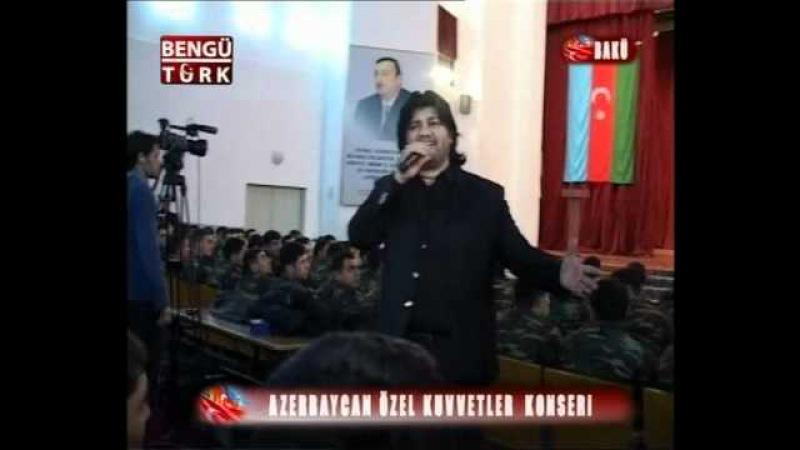 Ahmet Şafak - Çırpınırdı Karadeniz { Azerbaycan Özel Kuvvetler Konseri }